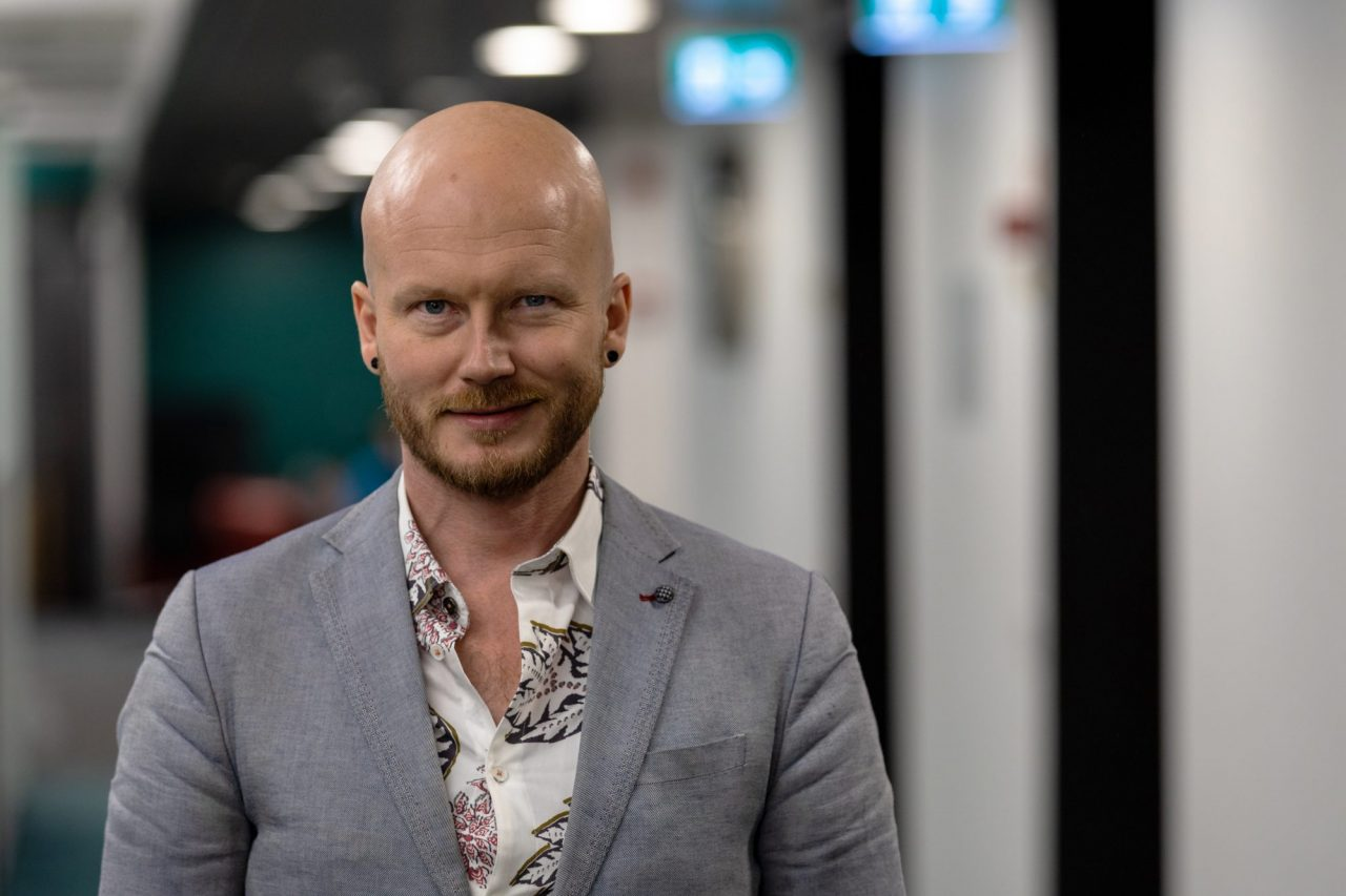 Lassi Kurkijärvi Proof Advisoryn toimitusjohtaja